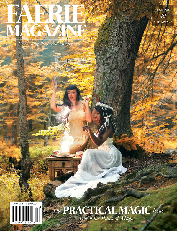 Autumn Issue cover photo by Steve Parke