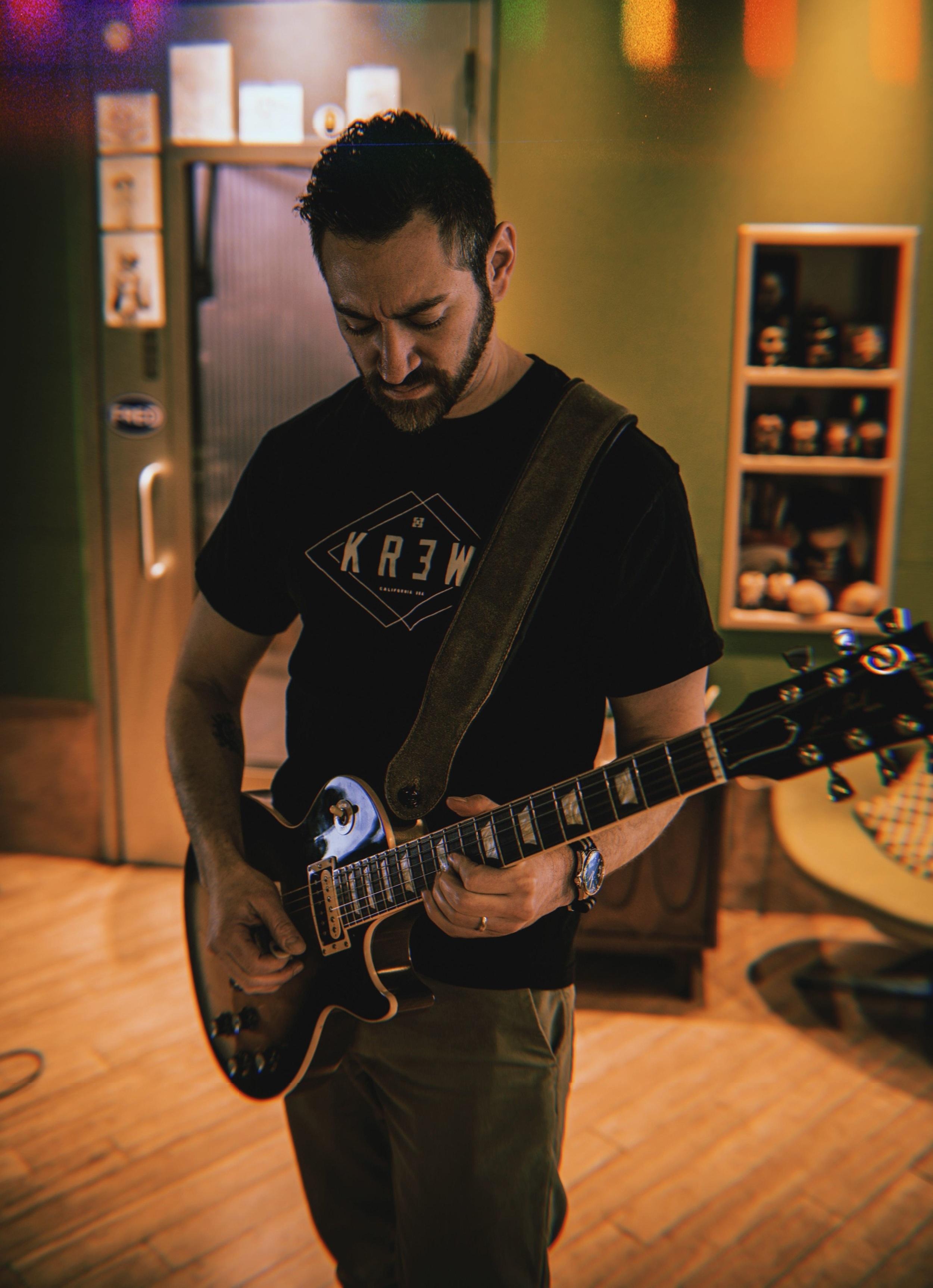 Paul Weiss - Sound Designer/Mix Engineer