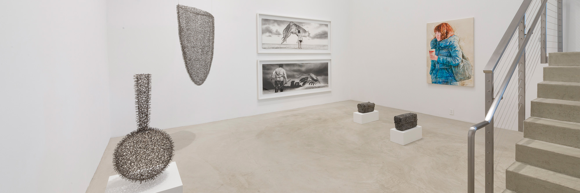 HANDS ACROSS THE WATER   | Ahmad Zakii Anwar, Kow Leong Kiang, Heri Dono, Choi Tae Hoon, Young Jin Han | Part 1: Sep 13 – Oct 4, 2014 & Part 2: Oct 11 – 31, 2014 |  press release