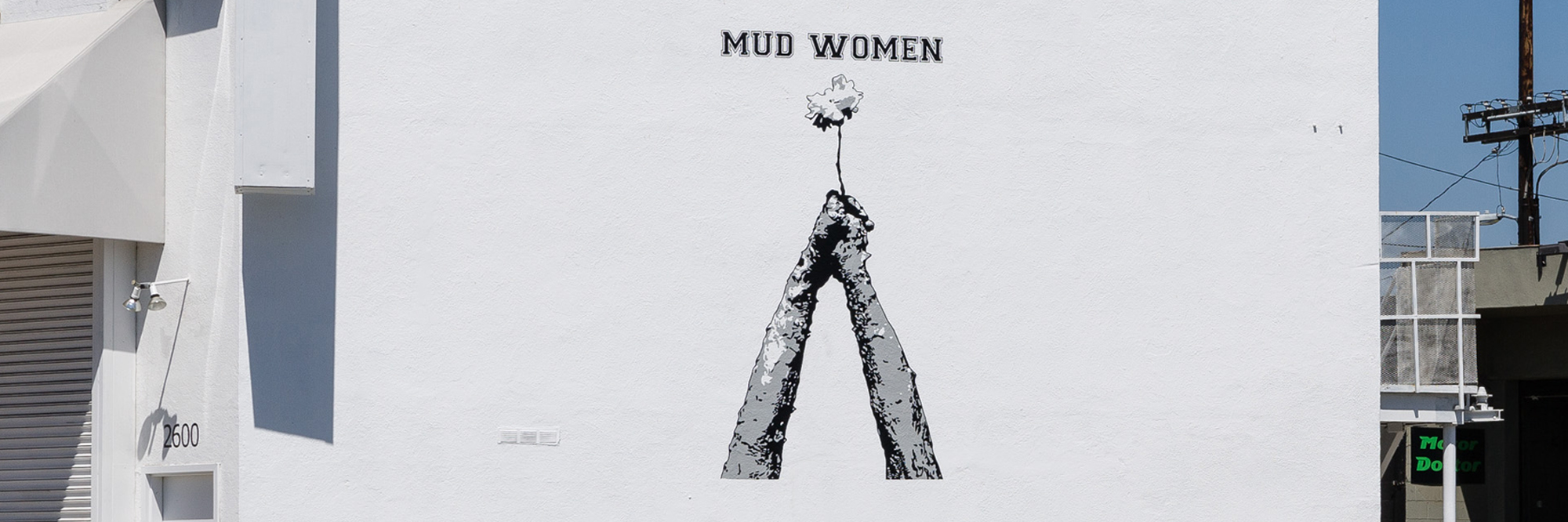 MUD WOMAN     Fay Ray   June 13 - August 22, 2015    press release
