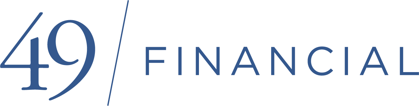 49 Financial Logo Blue Print.png