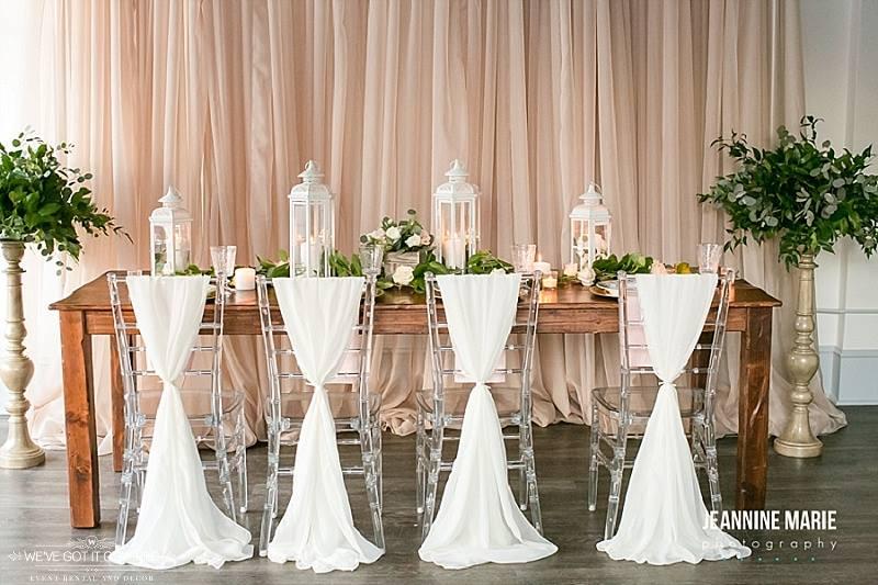 Now hiring event setup and takedown for Minnesota weddings