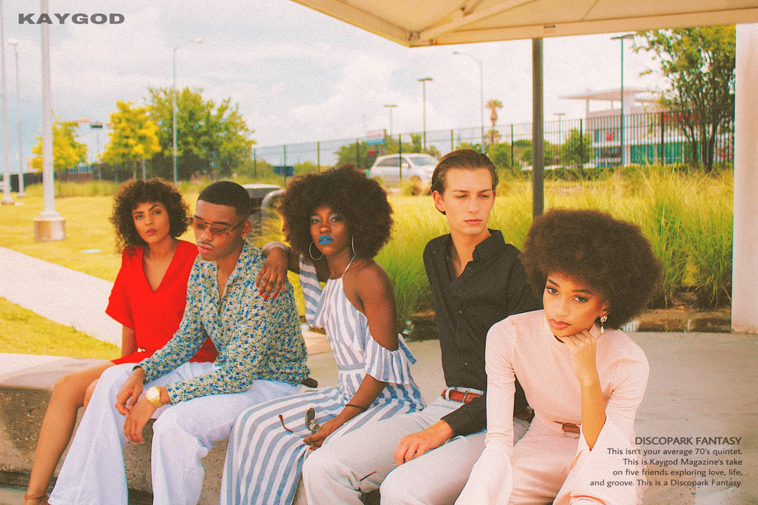 The history of a legendary decade in fashion. An editorial on what built 70's disco subculture, skateboarding, women's activism, and expression. - CLICK TO VIEW