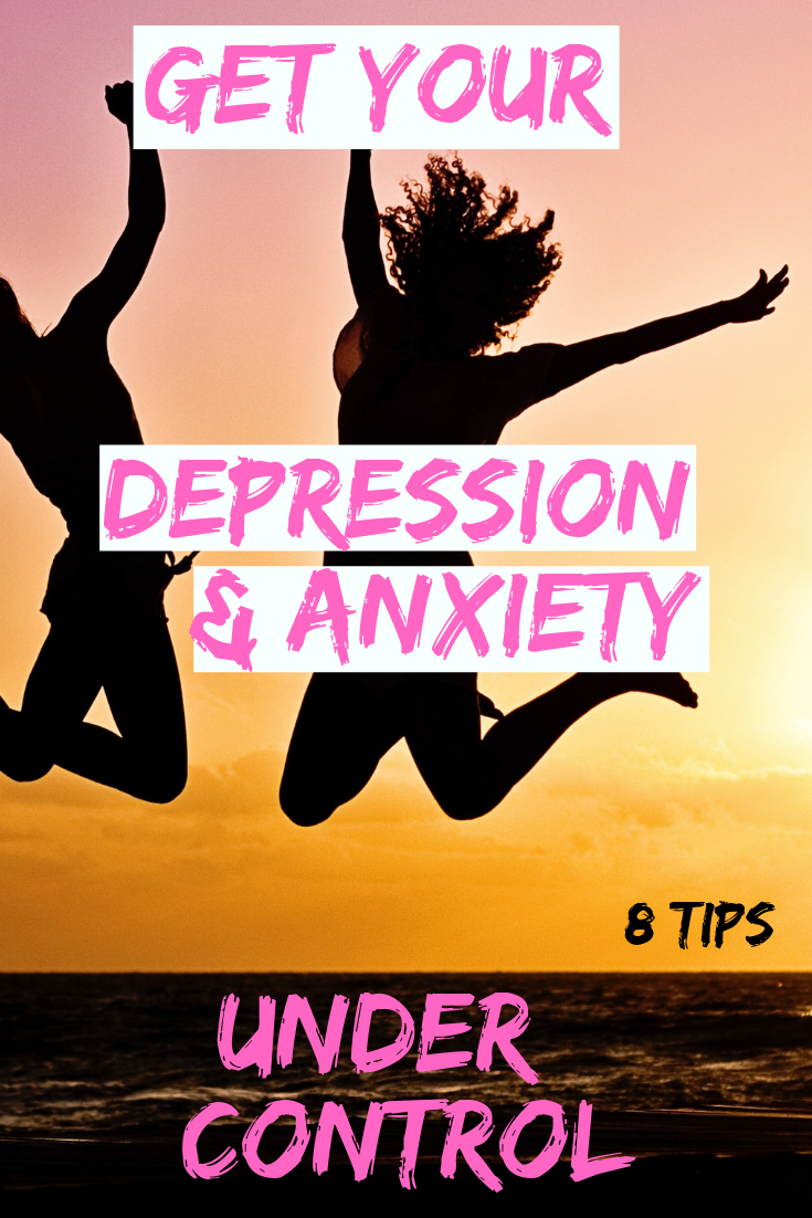Great tips on how to manage your depression and anxiety. Some you may not have heard before which include CBD, hormone & cycle awareness and eating a sh*t ton of produce. Tips on how to manage your depression and anxiety. Mental health and self care. #mentalhealth #depression #anxiety #cbd #selfcare www.musicandmunchiesblog.com
