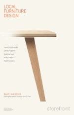 Poster for the upcoming exhibition on May 22nd, 2014