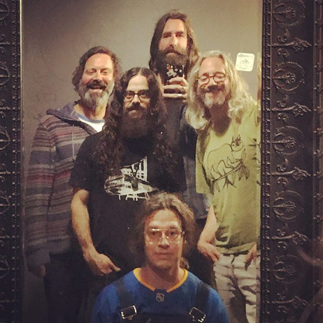 Sending love to these musical brothers Circles around the Sun ❤️ @circlesaroundthesunofficial - I wish I could be @capitoltheatre tonight to celebrate Neal Casal @nealcasal with his friends and musical family. I hope the night is magic for everyone ❤️ ps- save some cheez-its for me 🔸