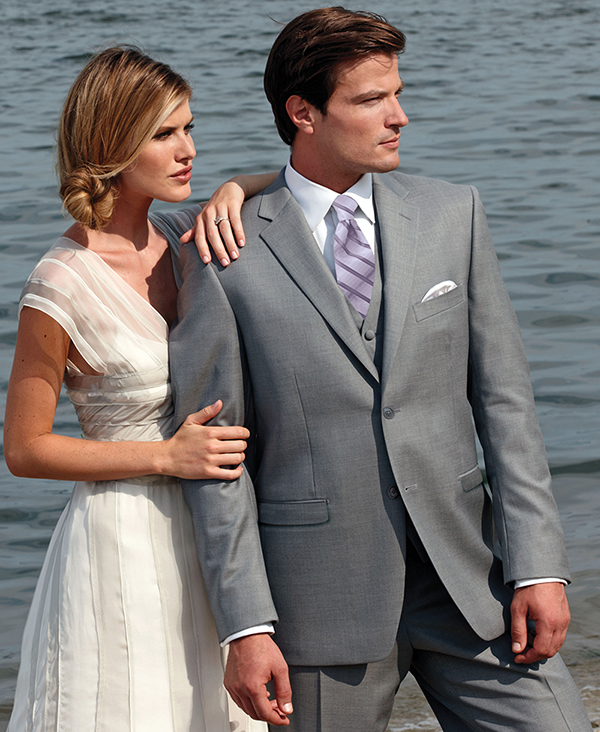 Grey Madison Suit