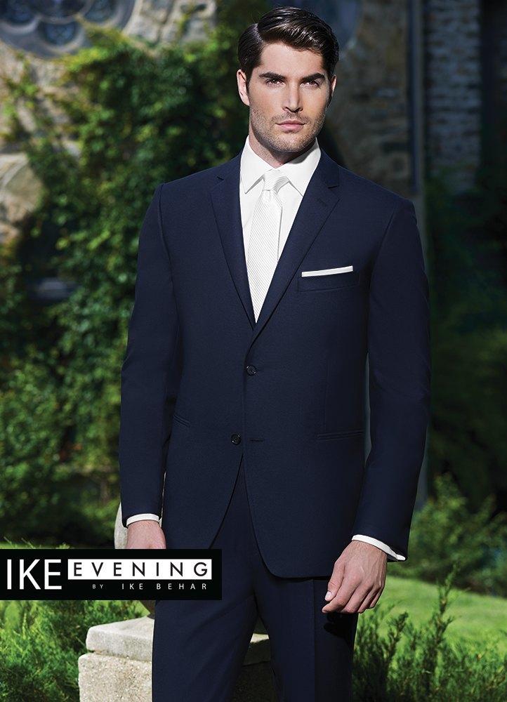 Ike Mid Blue Suit