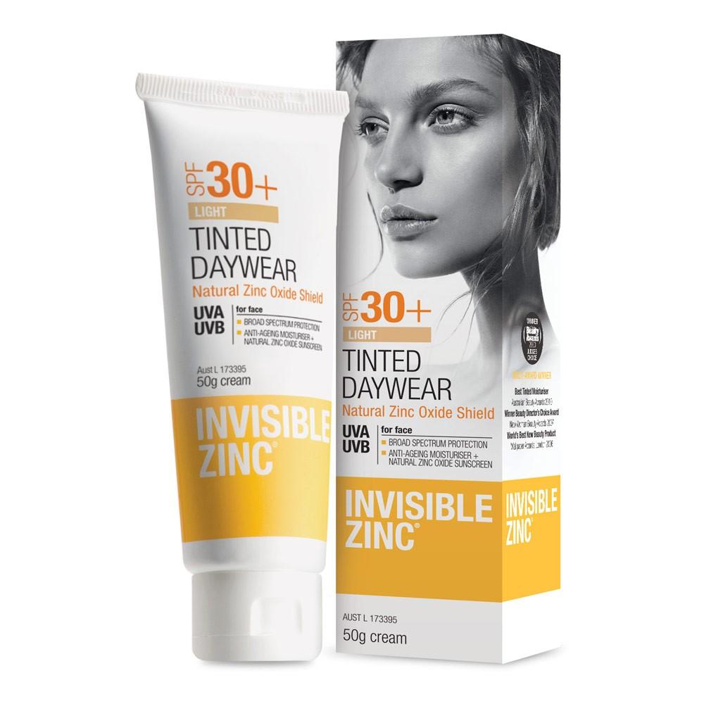 Invisible Zinc's Tinted Daywear Zinc