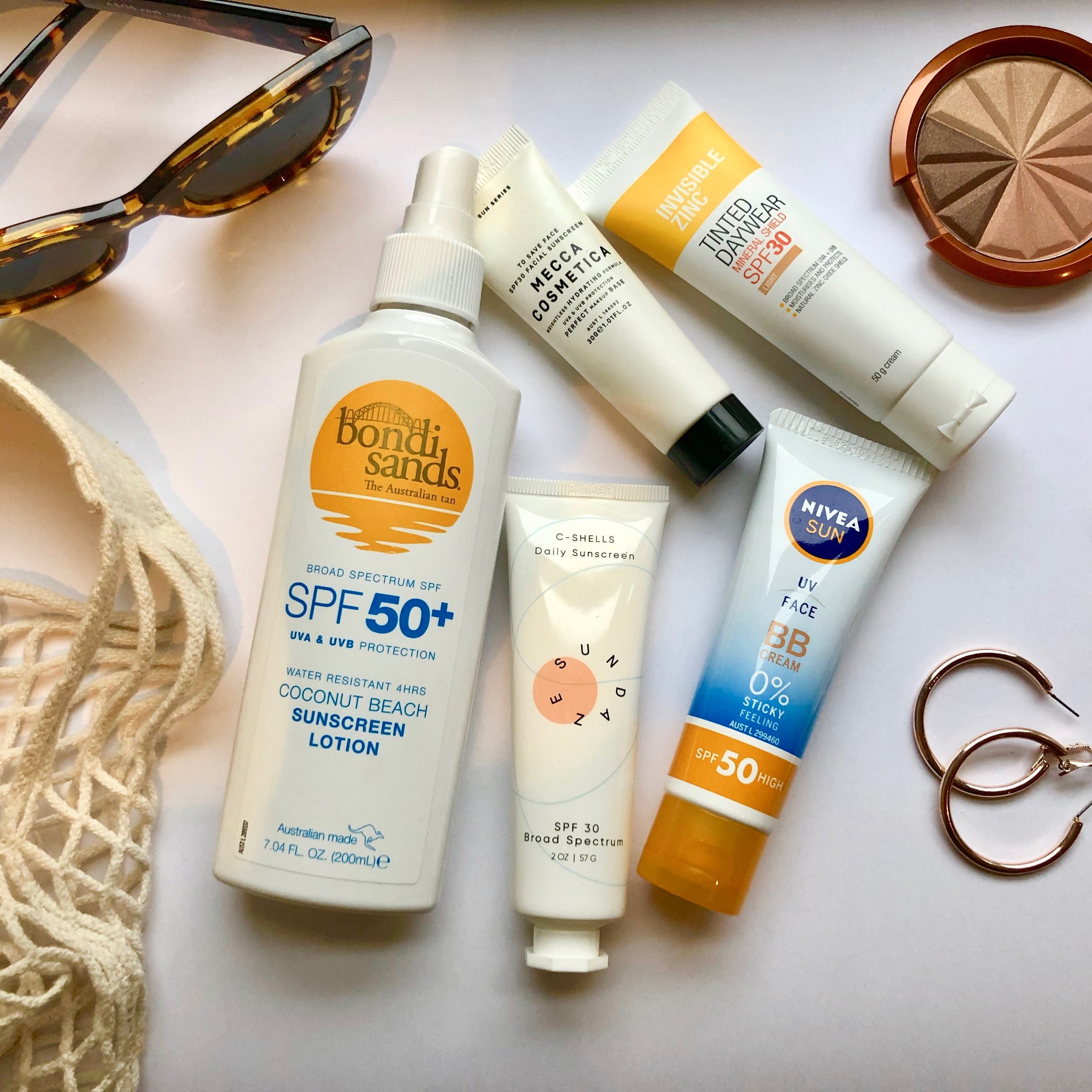 5 Sunscreens You'll Actually Want To Put On Your Face -
