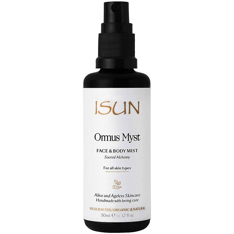 ISUN ORMUS Myst Hydrating Face & Body Mist $36.00