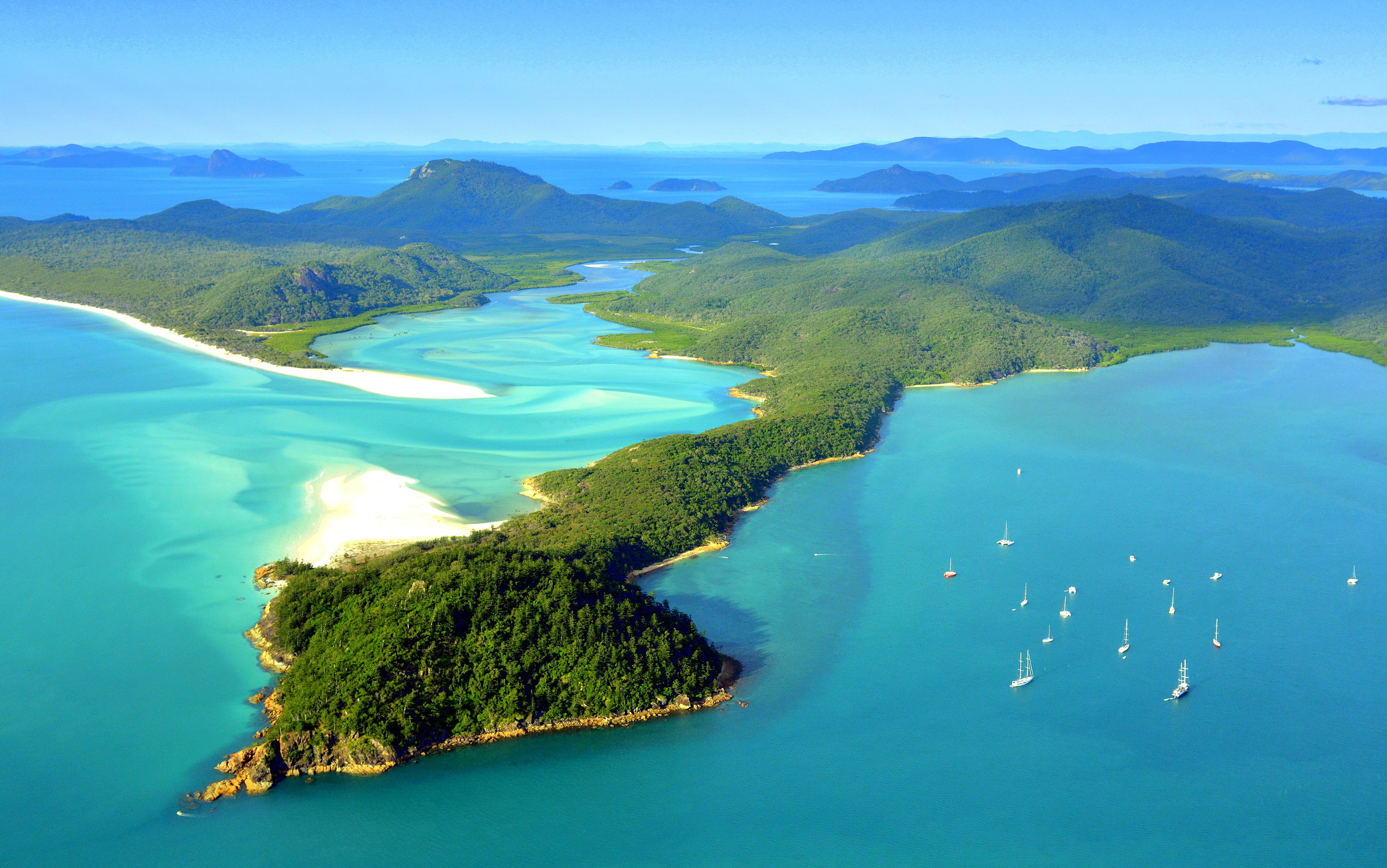 South Pacific Vacation Destinations