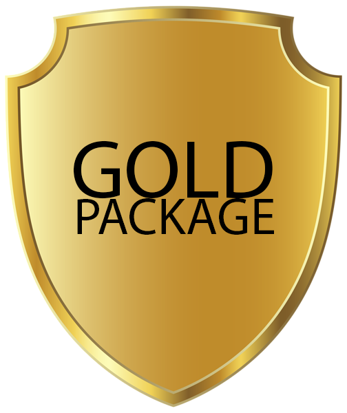 Travel agency Gold Package