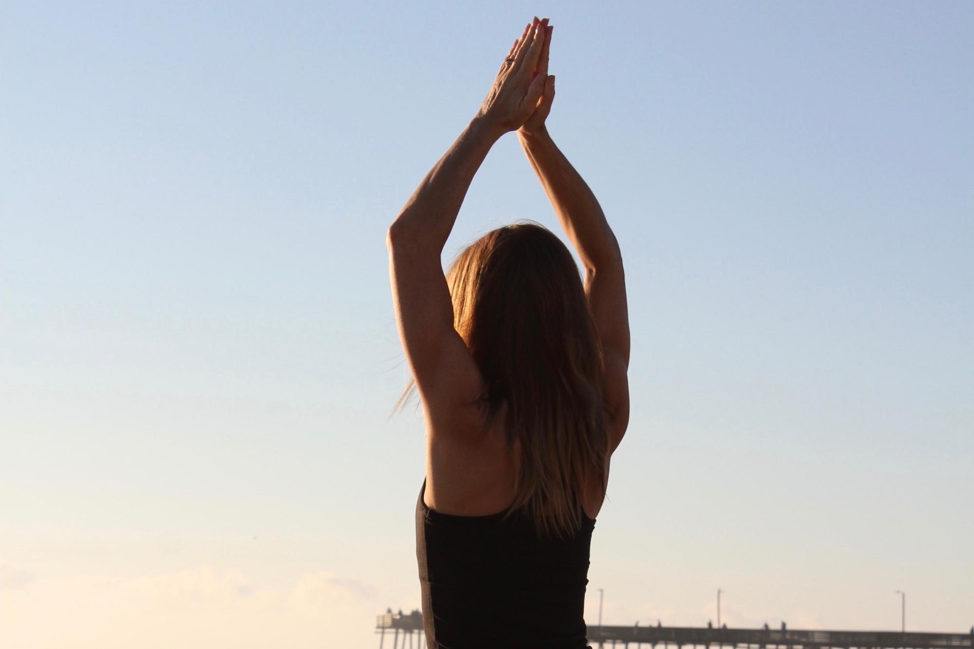 Tina - Balanced ACEYogafit® Instructor