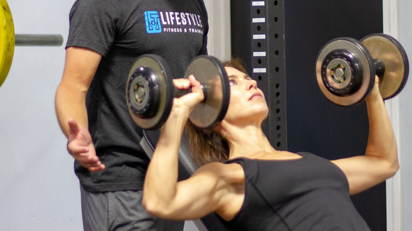 Personal Training - Our team of personal trainers adds unique value. Highly qualified and nationally certified, their goals are to help you meet yours. Private or semi-private training sessions are ideal for jump starting any fitness program. Take another step toward becoming your best you. Let us help you get started.