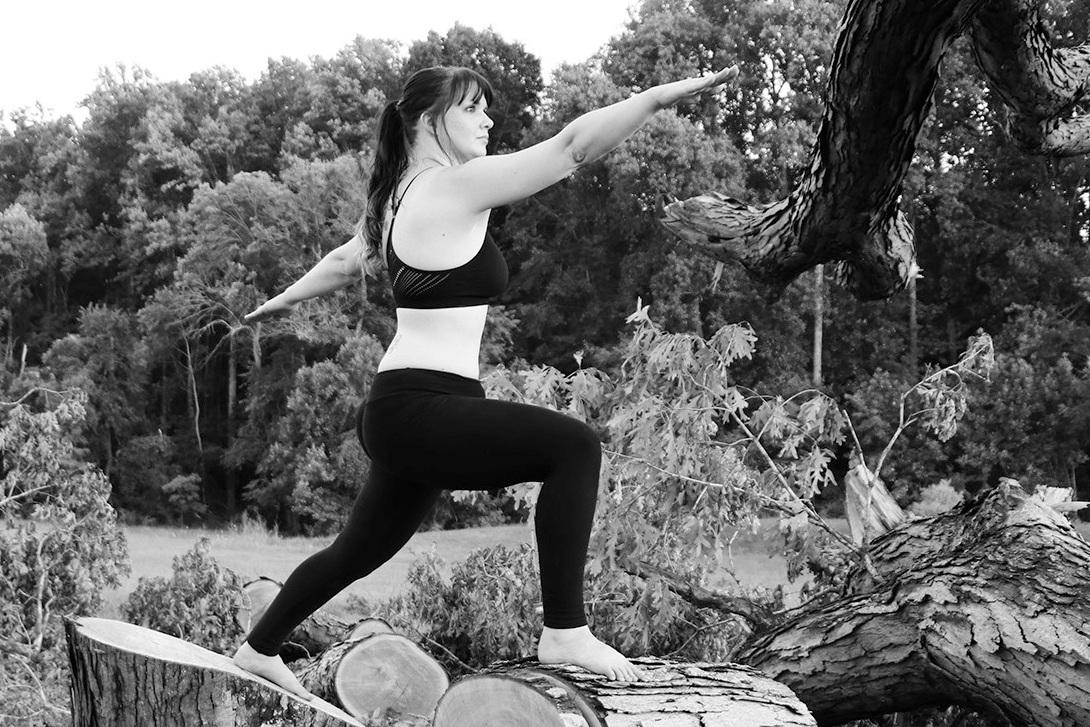 Megan - Meditator of HealingYogafit Instructor