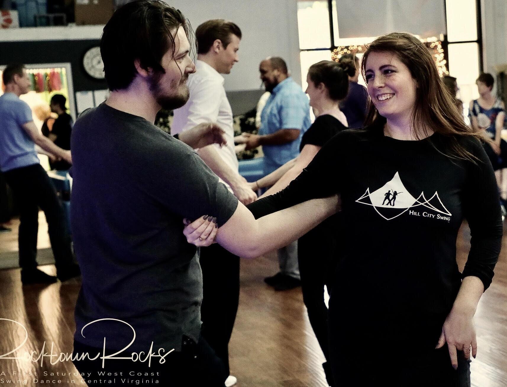 Jason & Rachel - Community Dance EnthusiastsDance Instructors