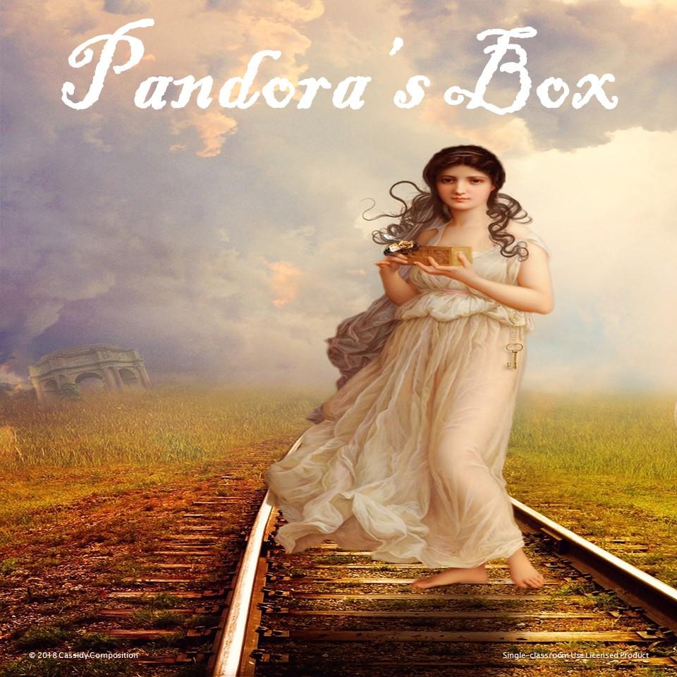 Pandora's Box: A Greek Myth