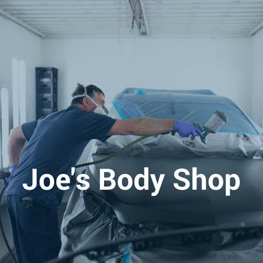 Learn More About Joe's Body Shop