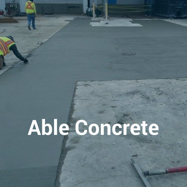 Learn More About Able Concrete