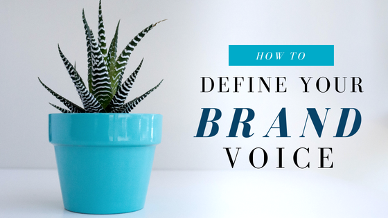 Defining Your Brand Voice