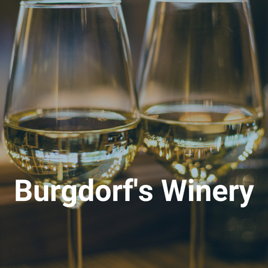 Learn More About Burgdorf's Winery