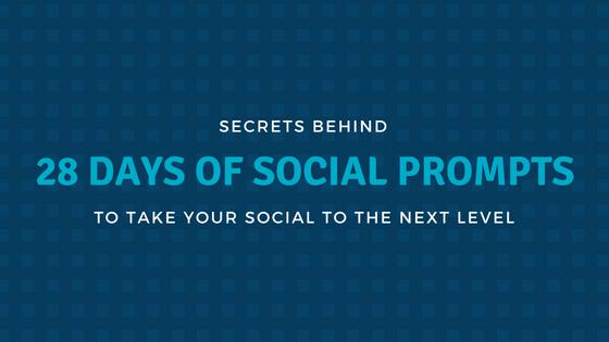 Social Media Management - Social Media Prompts