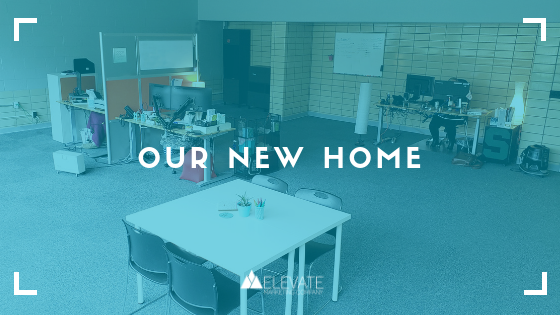 Elevate Marketing Co.'s new office