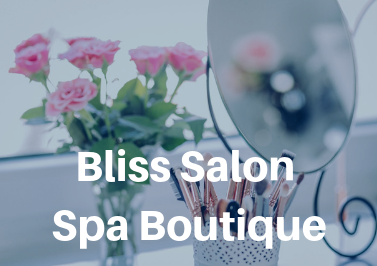 Learn More About Bliss Salon Spa Boutique