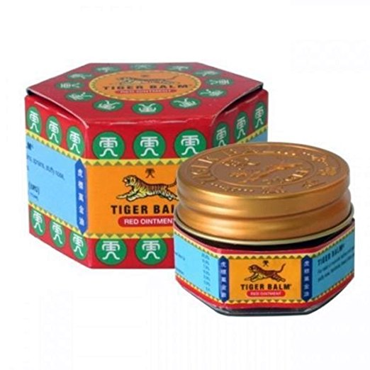 Tiger Balm Pain Relief Ointment -