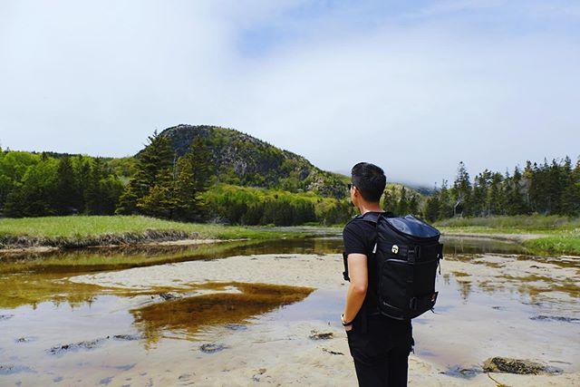 Throwback to when I was in Maine at Acadia National Park carrying my camera essentials in my @chrome_industries bag. @natgeoadventure  #whatsinyourpackcontest #chromeindustries #chromechi #maine #barharbor #acadianationalpark #natgeoadventure #natgeo #natgeotravel #natgeoyourshot #natgeowild #fujifilm #fuji #fujifilmxt2 #fujinon #vsco #vscocam #adobelightroom
