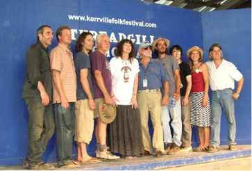 2007 Winners with Steve, Dalis and Rod