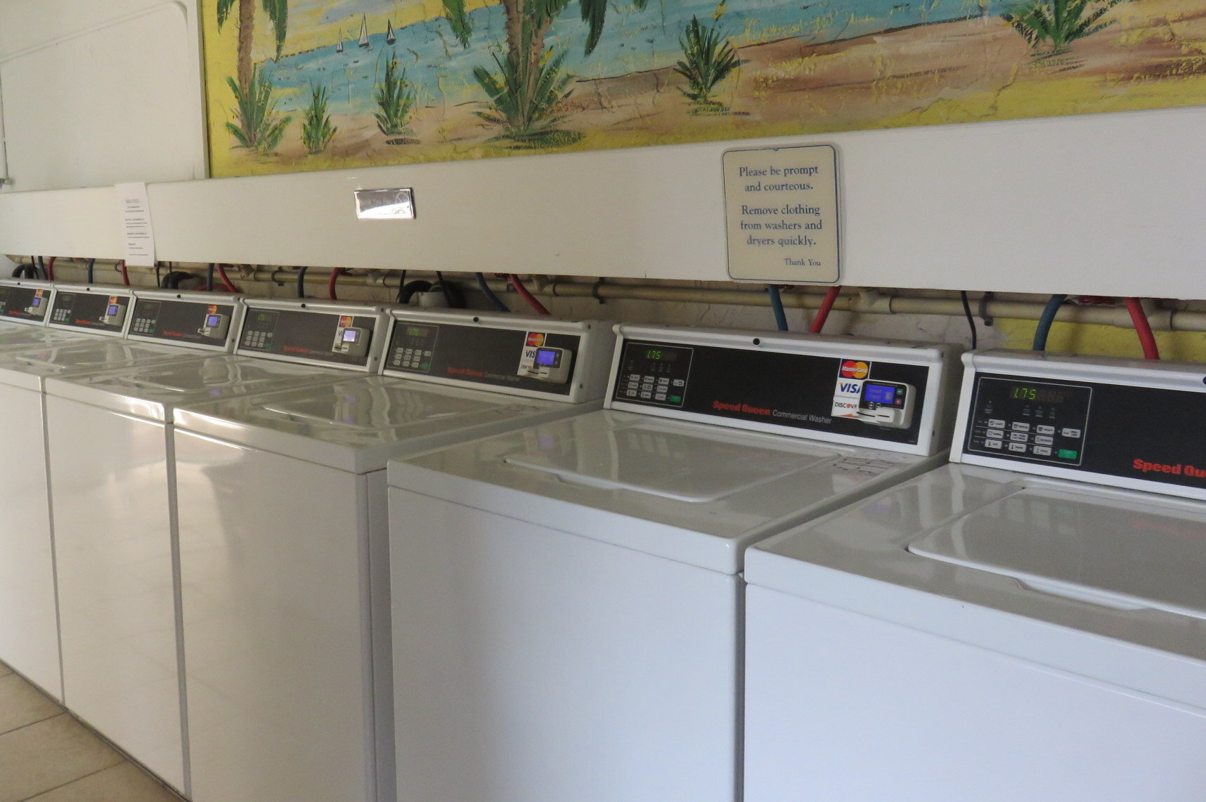 NEW Laundry facility