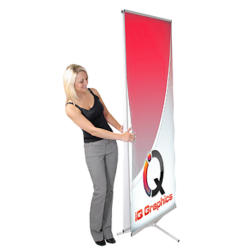 RETRACTABLE BANNERS -