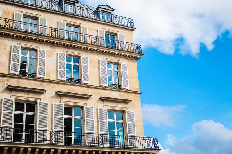 Paris France Apartments