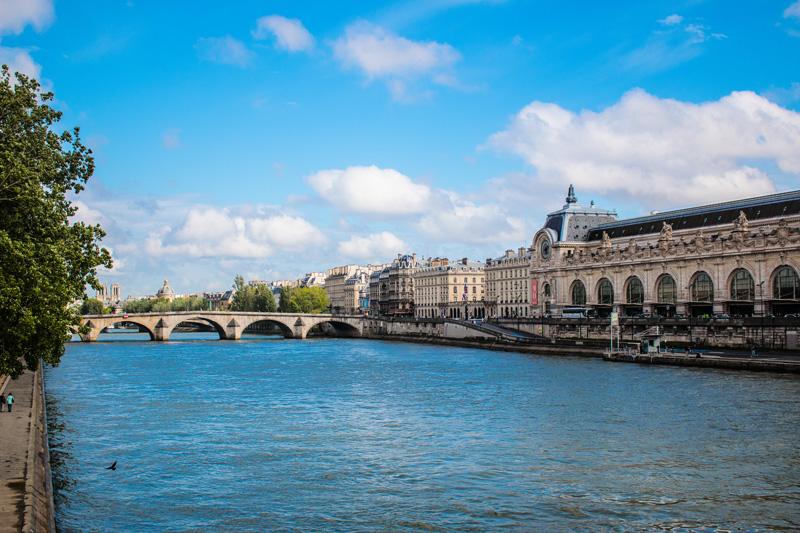 D'orsay Museum Paris France