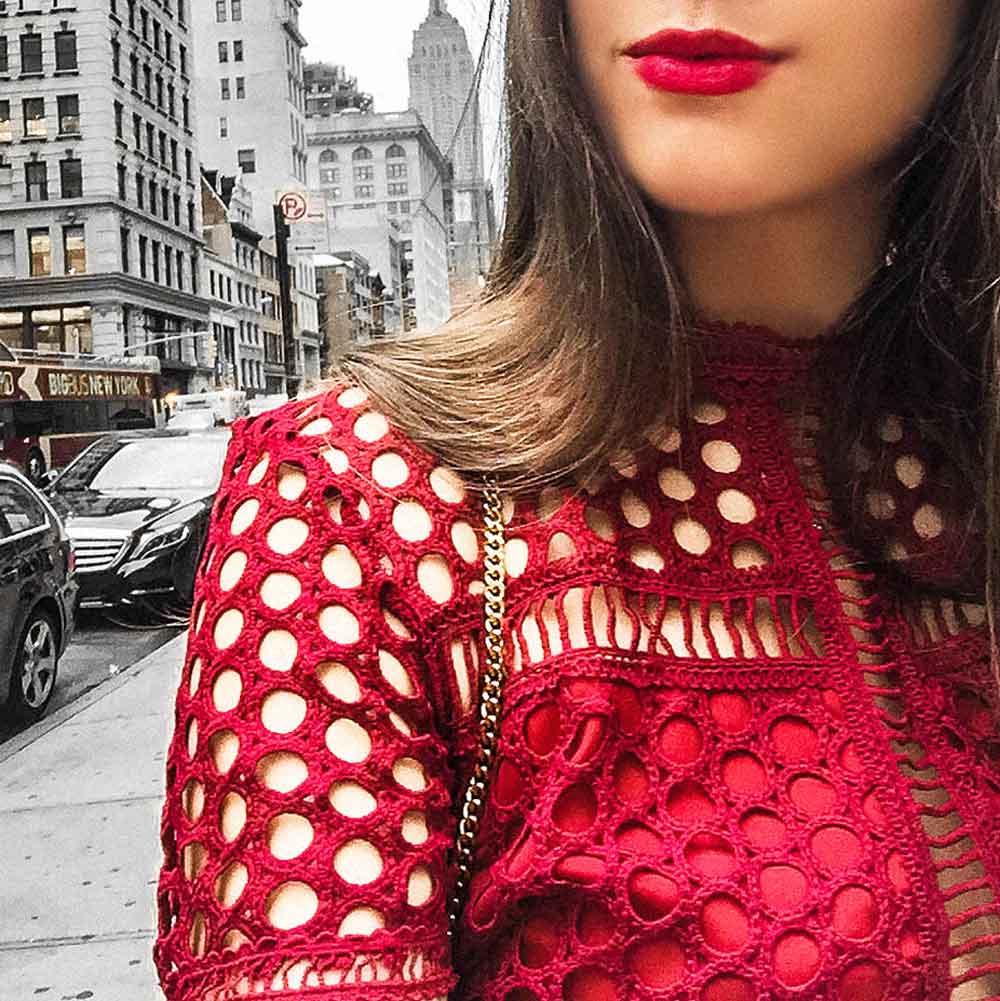 NYFW-Day-One-Red-Short-Sleeve-Lace-Midi-Dress.jpg