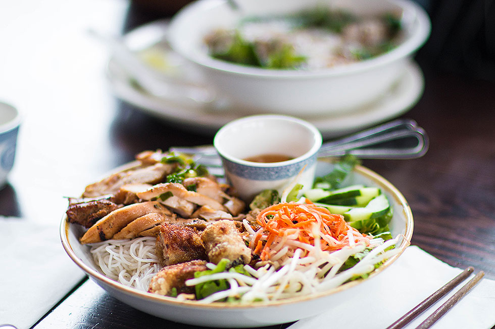 Ba Bar Vietnamese Vermicelli