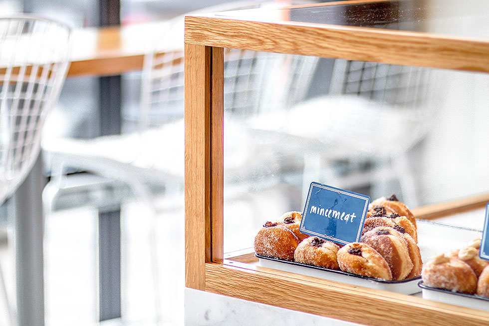 General Porpoise Doughnuts The Fashion Girl's Guide to Eating in Seattle