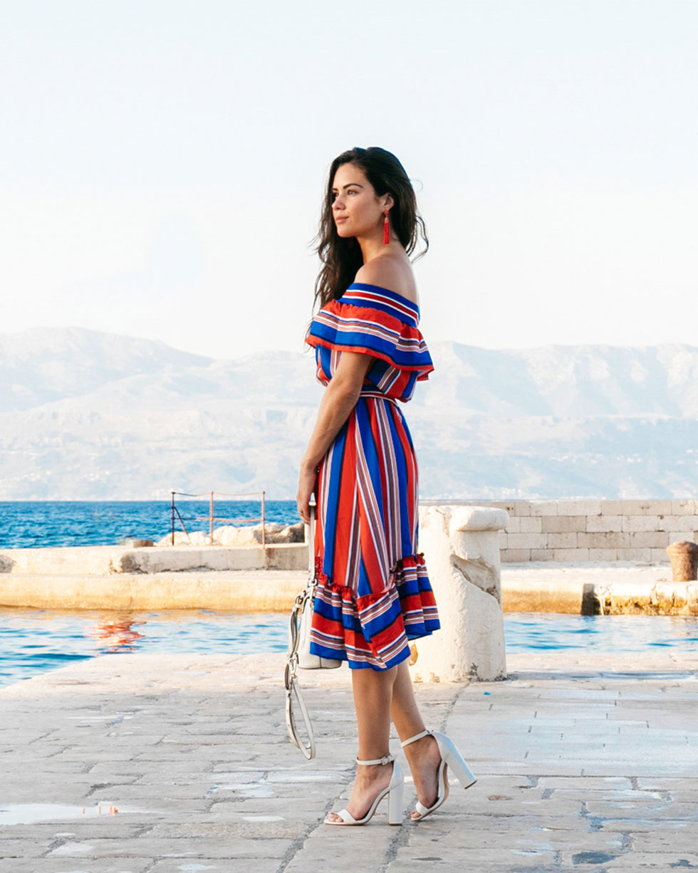 Red-blue-white-Stripe-Off-the-Shoulder-Dress-croatia-europe-summer-travel-outfit5.jpg