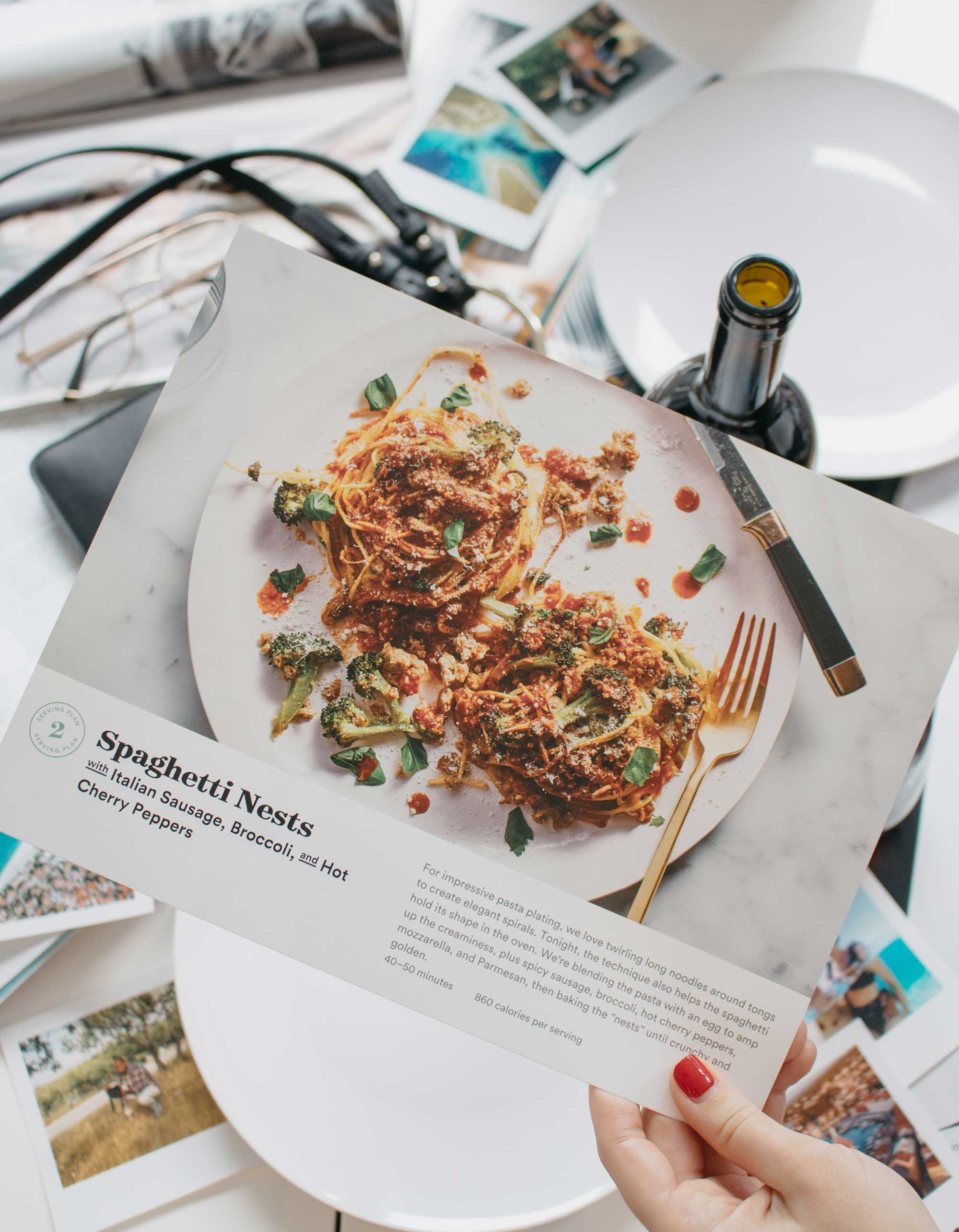 how-to-make-spagetti-nests-with-italian-sausage-broccoli-and-hot-cherry-peppers-flatlay-dinner-1.jpg