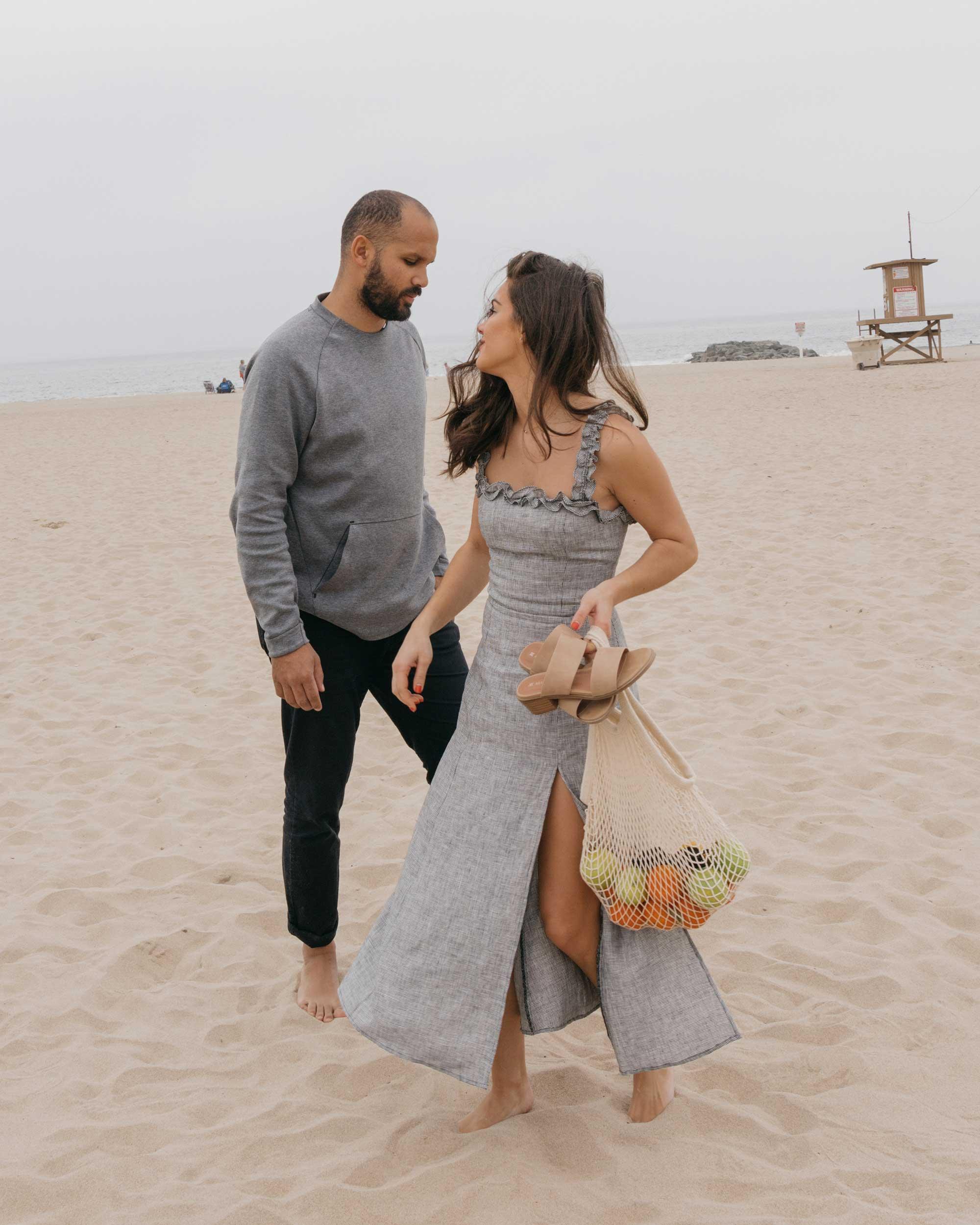 Reformation Lavendar Midi Dress Cotton Net Shopping Tote Newport Beach California Summer Outfit17.jpg