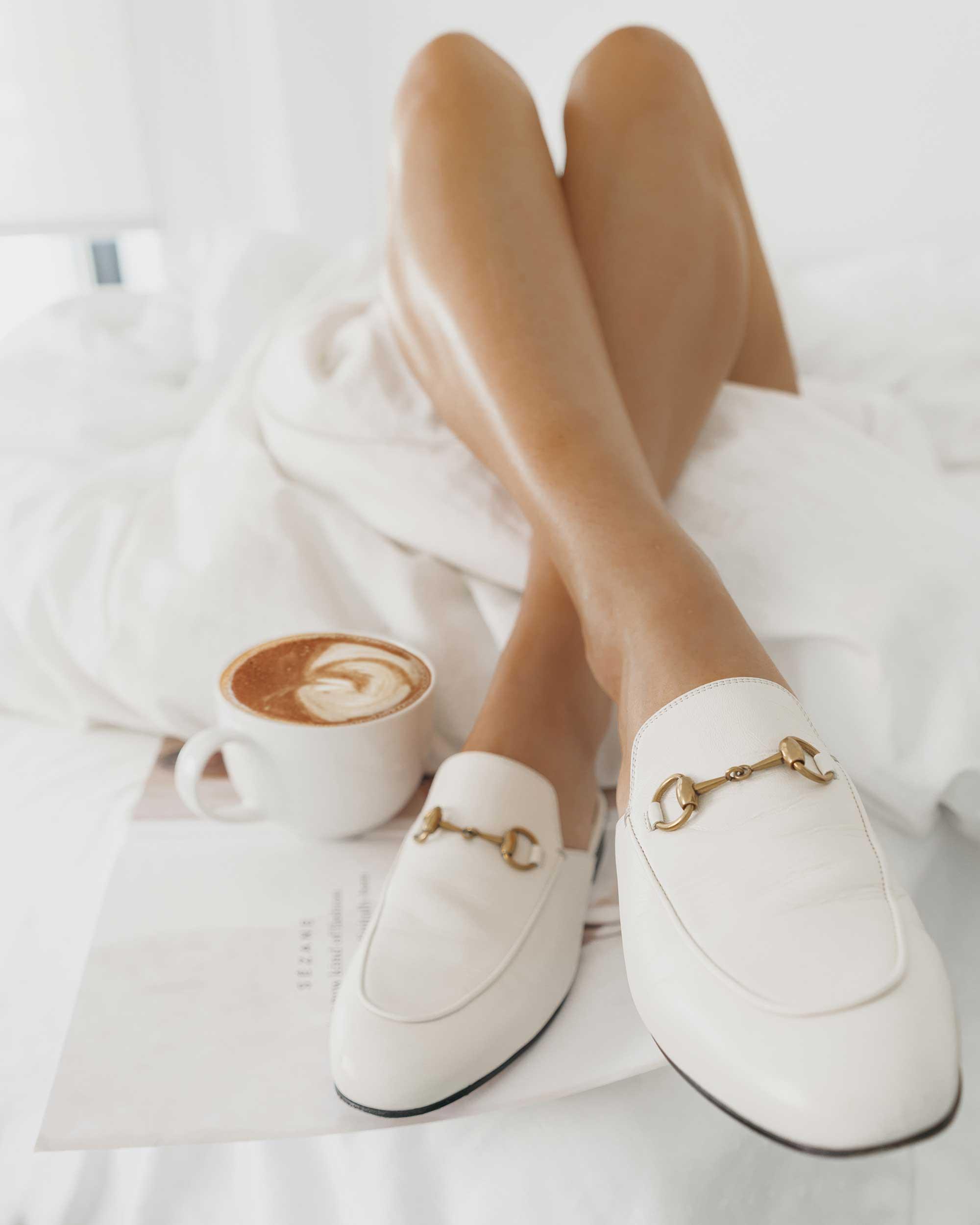 White Gucci Princetown Leather Slipper2.jpg