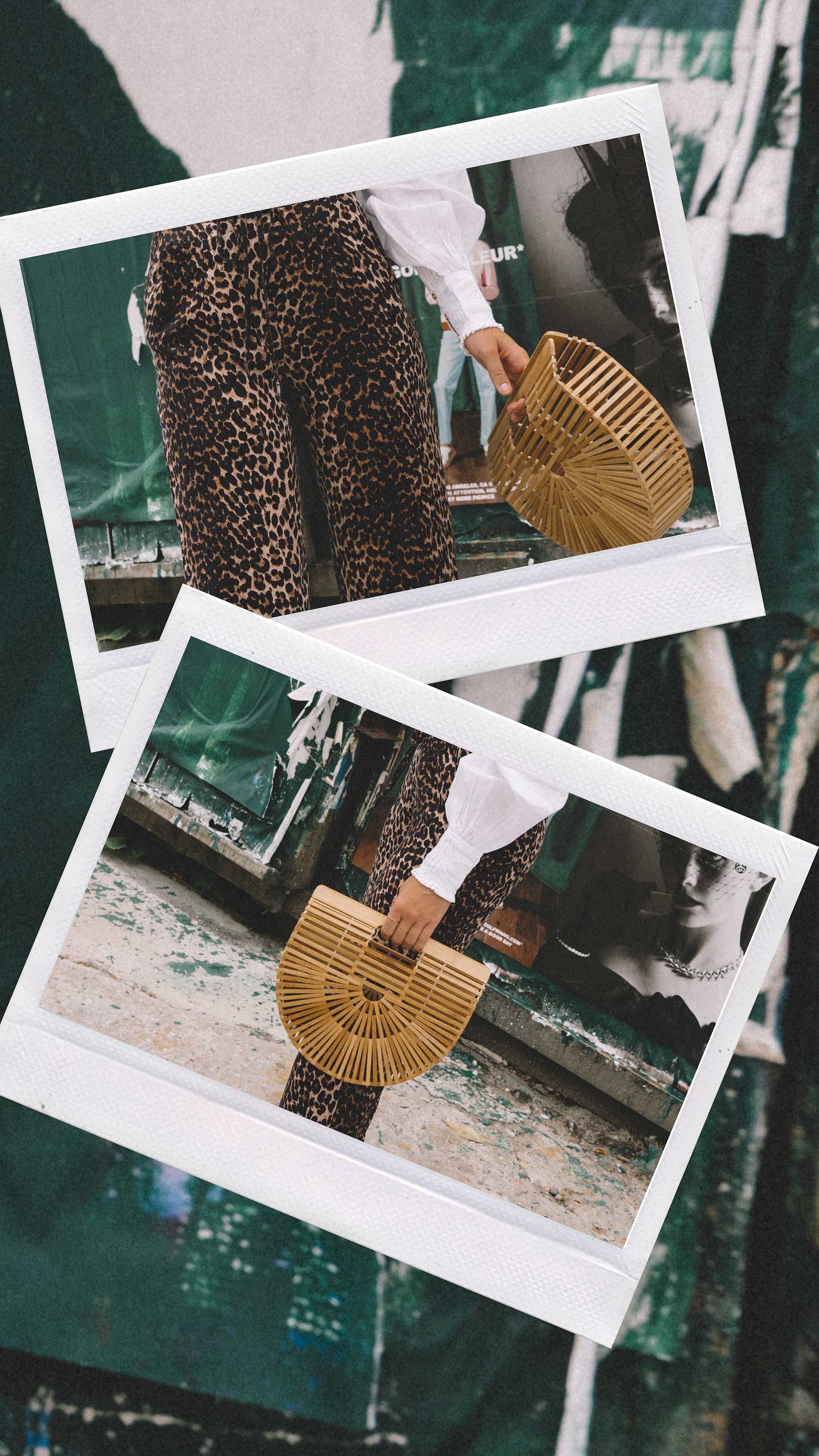 Paige high-rise culottes leopard print new york fashion week outfit5.jpg