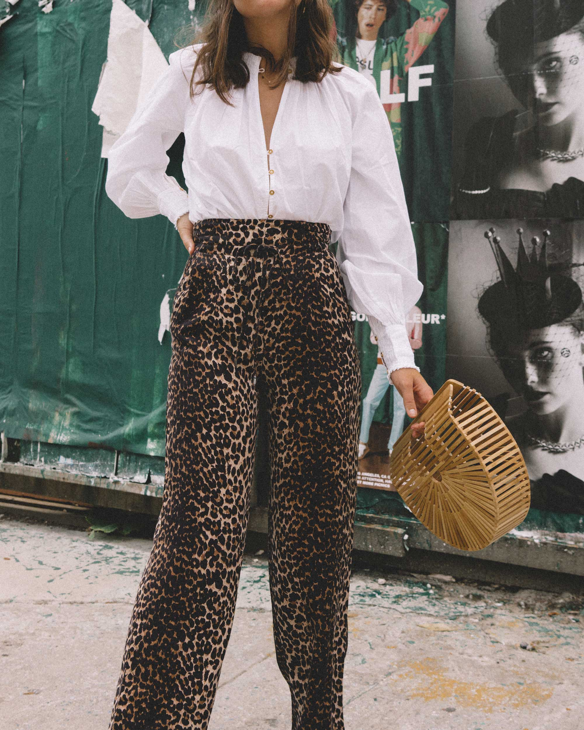 Paige high-rise culottes leopard print new york fashion week outfit8.jpg