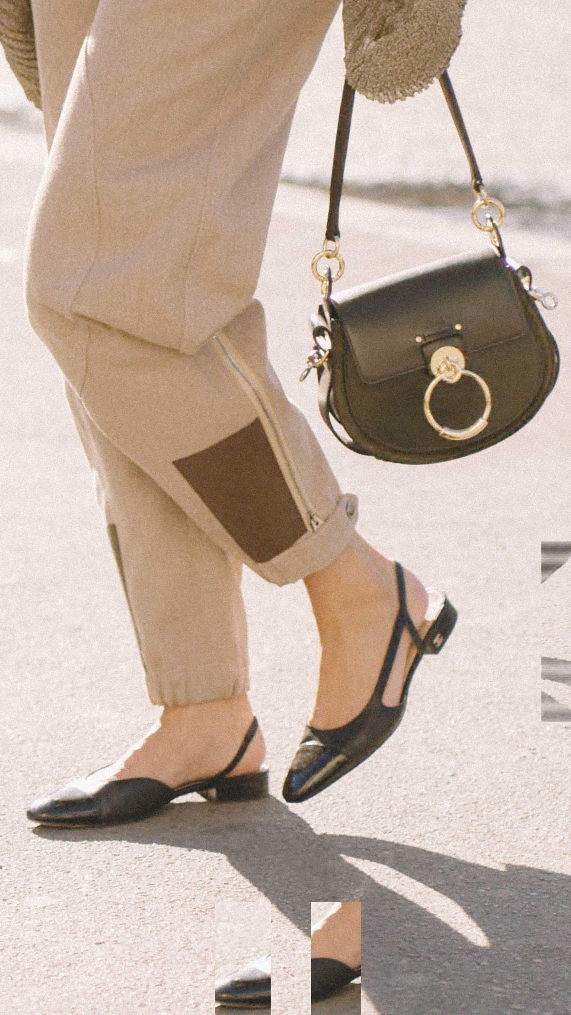 12 Best Chloe bags of Fashion Week -  CHLOe Roy mini leather bucket bag and Chloe Small Tess Leather Shoulder Bag7.jpg