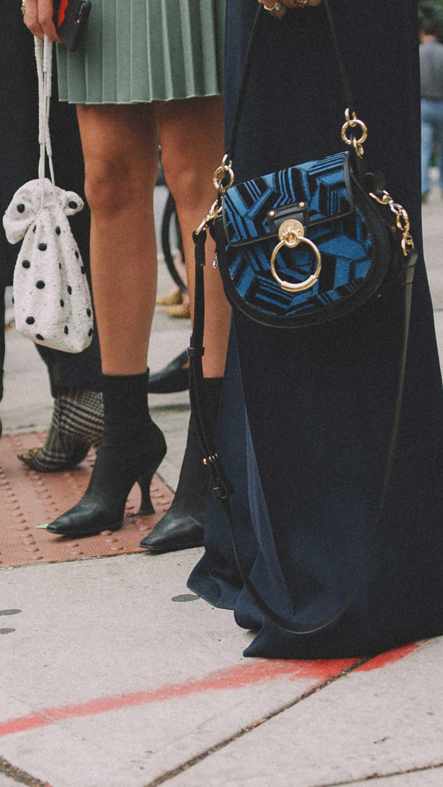 12 Best Chloe bags of Fashion Week -  CHLOe Roy mini leather bucket bag and Chloe Small Tess Leather Shoulder Bag11.jpg