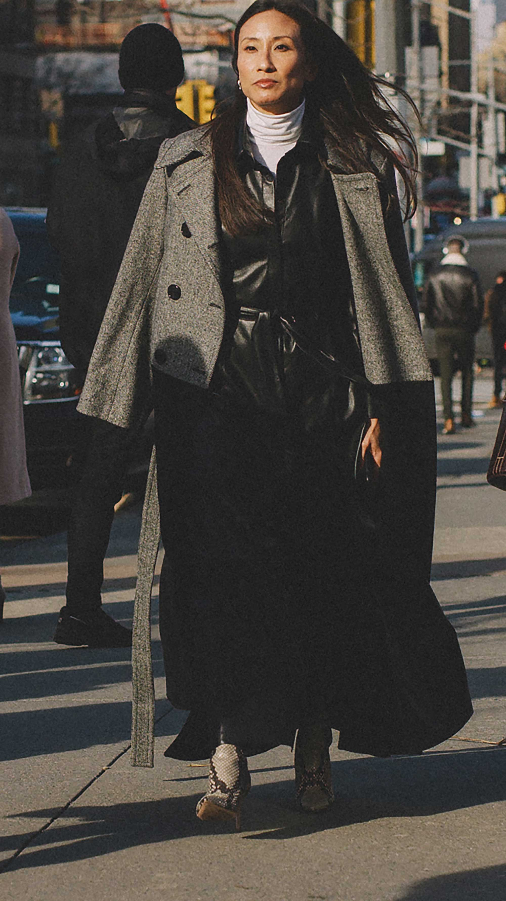 Best outfits of New York Fashion Week street style day two FW19 10.jpg