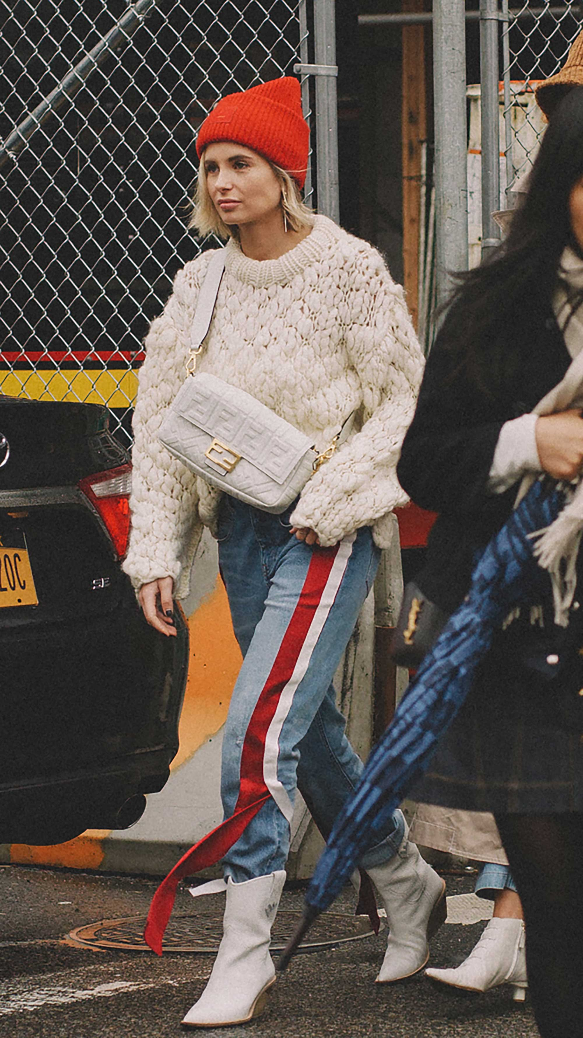 Best outfits of New York Fashion Week street style day two FW19 44.jpg