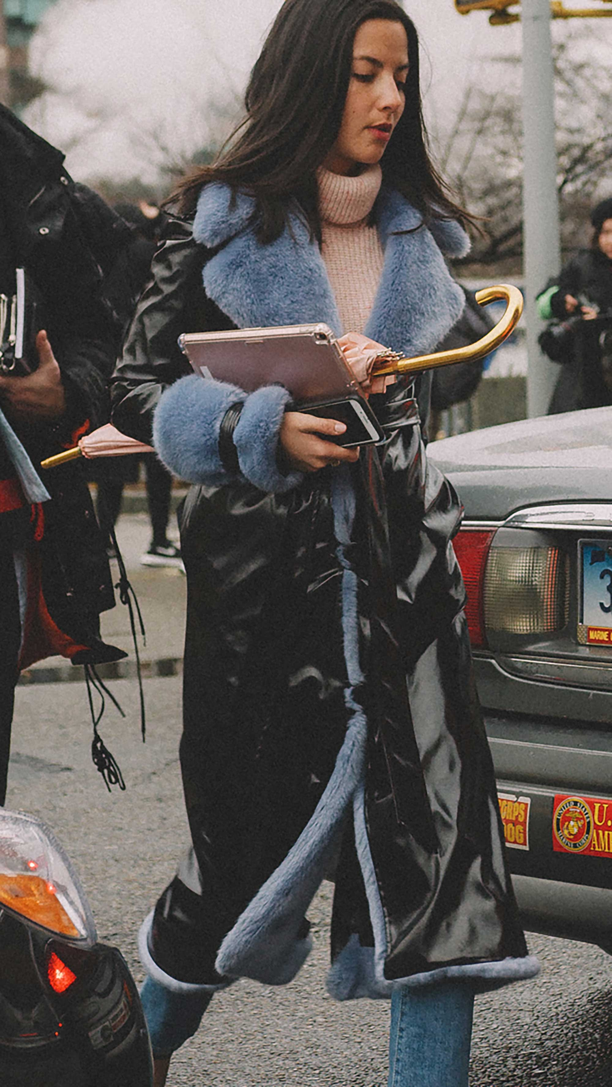 Best outfits of New York Fashion Week street style day two FW19 53.jpg